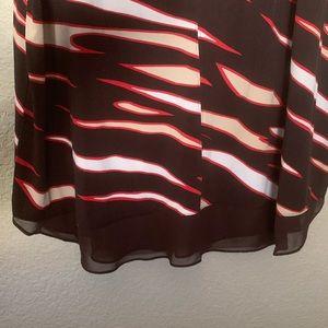Worthington Tops - Worthington cute blouse size 2x short sleeved